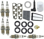 For Acura Tl 3.2l Tune Up Kit Pcv Valve Oil Filter And Cabin And Plugs Best Value