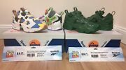 Bait X Toy Story X Reebok Buzz And Woody And Army Man Pair Package