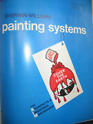 1973 Sherwin-williams Paint 56 Pages Catalog Asbestos Product Fibrasal