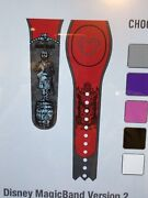 Disney Parks Haunted Mansion Barrel Man Stretching Portrait Red Magicband