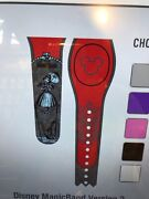 Disney Parks Haunted Mansion Tightrope Girl Stretching Portrait Red Magicband