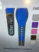 Disney Parks Haunted Mansion Woman On Grave Stretching Portrait Blue Magicband