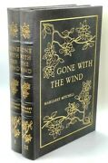 Margaret Mitchell Gone With The Wind Easton Press 2 Vols John Groth Illus 1968