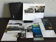 2015 Audi A8 / S8 Quattro Owners Manual With Nav Booklet 14 Years On Ebay