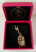 Juicy Couture Charm Retro Jukebox Rockin Couture Nwt