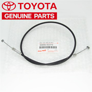 New Liftgate Tailgate Hatch Lock Cable 64680-0c010 For 2001-2007 Toyota Sequoia