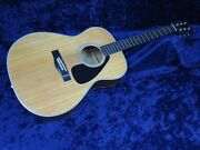 Yamaha Sj180 6 String Acoustic Guitar Serisi8804-7 Good Used Condition