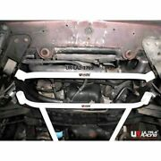 For Nissan Fairlady 300zx Z32 3.0 1989 Ultra Racing Front Lower Bar Brace 2pts