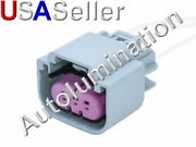 Connector For Bmw Mercedes Buick Cadillac Chevy Gmc H13 Headlight Parking Light