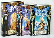 Mercedes Lackey Mage Storms Trilogy Hardcover Set Daw