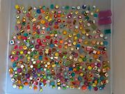 Shopkins Huge Lot Of 500+ Andnbsp- Many Rare And Ultra Rare + Special Edition