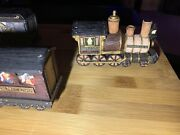 Home Towne Express - 1998 Edition Jc Penny Christmas Village - 6 Cars