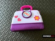 Disney Doc Mcstuffins Toy Doctor Hospital Bag Minnie Mouse Medical Accessories