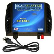 Scaleblaster Electronic Water Conditioner 15-watts Indicator Light Water Levels