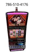 Williams Bluebird 2 Slot Machine Gone With The Wind Free Play Handpay