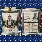 🎥 James Dean Pop Century Infamous Red Shirt Card /100 Rebel Without A Cause