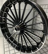 Harley Turbine 2013 -16 Breakout Softail Oem Wheel Fxsbse Cvo Front Outright