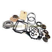 095 096 097 01m Transmissions Master Rebuild Kit 1996 And Up Level 3 For Audi A6