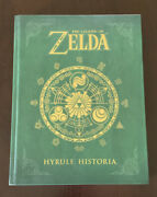 The Legend Of Zelda Hyrule Historia Collectible Book