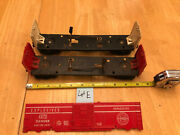 Lionel Train 6470 Explosives And 6448 Target Range Bases And Side Panel Part Lot E