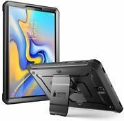 Supcase For Samsung Galaxy Tab S4 10.5 2018 With Screen Case Rugged Stand Cover