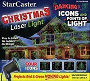 New Christmas Led Light Show Projector With Remote
