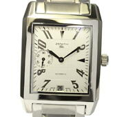 Zenith Port Royal Elite 02.0251.684 Silver Dial Automatic Menand039s Watch_558700