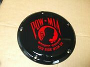 Harley Derby Cover // Powmia // Touring // Slim- Low 2016 And Up