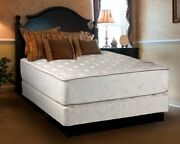 Exceptional Plush King Size 76x80x12 Mattress And Box Spring Set - Fully...