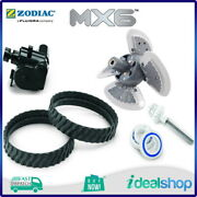 Zodiac Mx6 Pool Cleaner Factory Tune-up Kit, Mx Tracks And Mx Engine, Spare Parts
