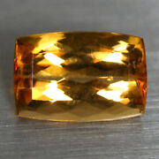 3.82 Cts_antique Rare Collection_100 Natural Unheated Royal Imperial Topaz