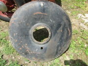 Oem Mopar 1935 1936 Plymouth Spare Tire Cover 32 33 34 35 36 37 38