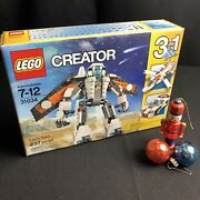 New Lego Creator 3 In 1 Future Flyers 31034 Factory Sealed Retired
