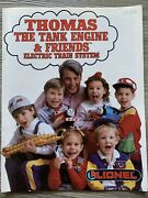 Lionel Thomas The Tank Engine And Friends Electric Train System™ 1994 Catalog Ko3
