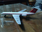 Vintage East German Friction Toy Plane - Intercontinental