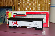 Lionel Mpc 9801 Thank You Canada From America Reefer Never Produced Prototype