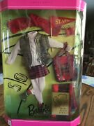 """Vintage Mattel 1996 Barbie Millicent Roberts Outfit """"going To The Game"""""""
