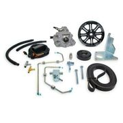Ppe Dual Filter Twin Pump Kit With Pump For 06-10 Gm 6.6l Duramax