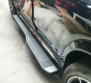 Gls X167 Electric Side Step Door Pedal Running Board Nerf Bars Maybach Style