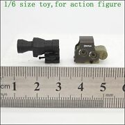 A09-71 1/6 Scale Figure Puzzle Bomb Eotech Exps 3.0 Sight And Magnifier