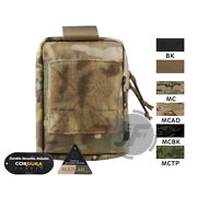 Emerson Medical First Aid Kit Pouch Molle Quick Pull Opening Sof Ifak Medic Pack