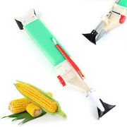 Row Seeder Planter Tool Garden Plates Sweet Corn Beans Peas Vegetable Sowing Usa