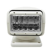Acr Rcl95 White Led Spotlight With Wired Point Pad And Wireless Hand Held 12/24v