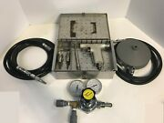 Stryker System Ii Wiredriver With Hose Foot Switch And Regulator