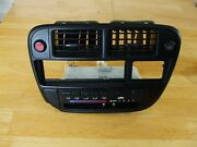 Honda Civic 1996-1998 Climate Control Ac Heater Vents Manual Duct Free Ship