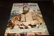 Rebels And Yankiees Commanders Of The Civil War Map Unifroms Hats Swords China