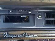 Heater A/c Control Chrysler Full Size 71