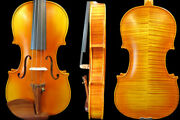 Strad Style Song Brand Profession Master Violin 4/4 Of Concert Play 14685