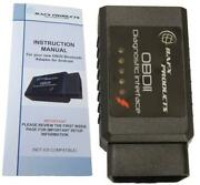 Scan Tool Android Devices Bluetooth Obdii Bafx Products 34t5 Monitor Analyzer