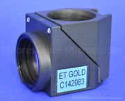 Et Gold Fish Band Pass Filter Cube For Olympus Fluorescence Microscope